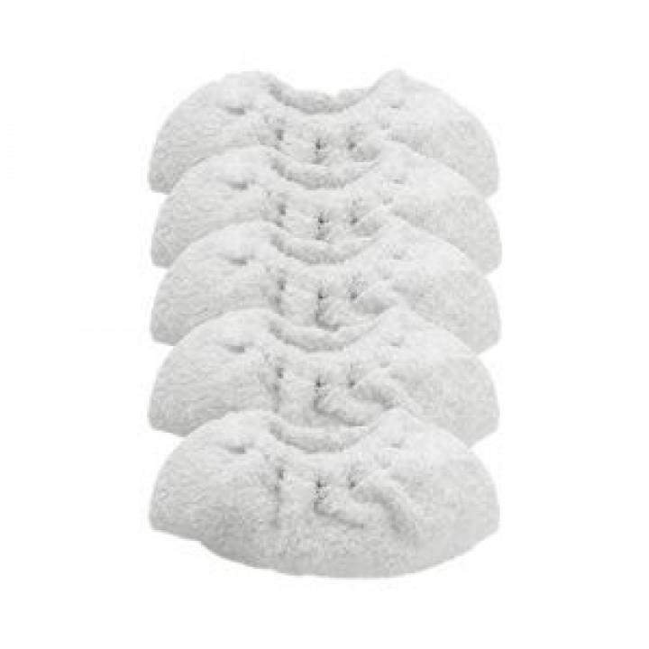 Комплект обтяжек из махровой ткани