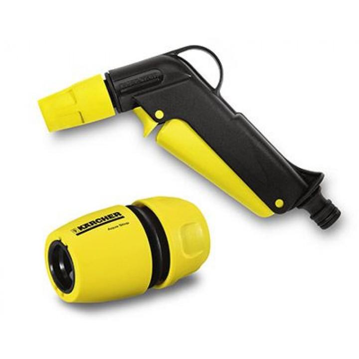 Комплект: пистолет-распылитель и коннектор