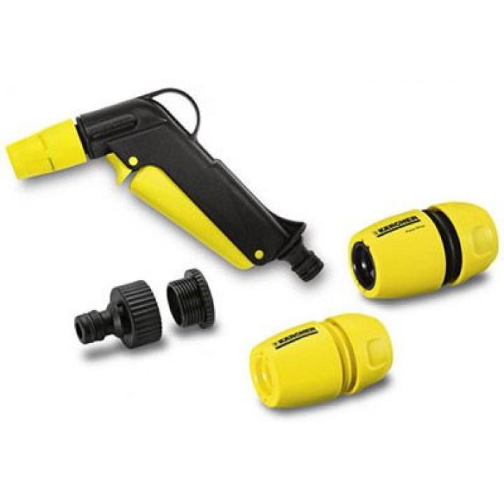 Комплект: пистолет-распылитель и коннекторы