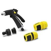 Комплект: пистолет-распылитель Premium и коннекторы
