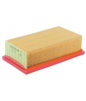 Плоский складчатый фильтр для пылесосов серии A, SE