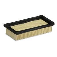 Плоский складчатый фильтр с нанопокрытием для пылесосов WD 7.xxx