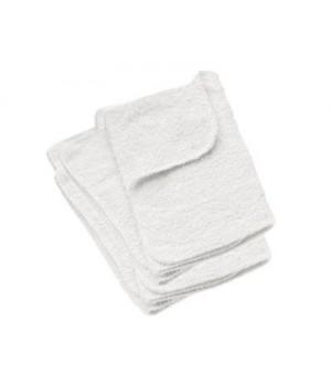 Салфетки для пола из махровой ткани, 5 шт.