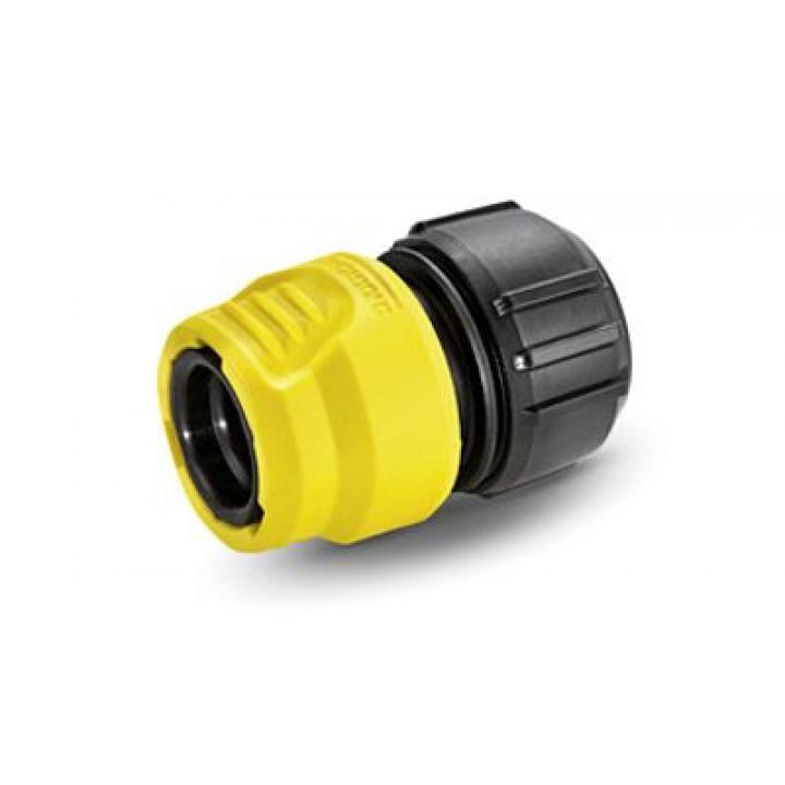 Универсальный коннектор с аквастопом 1/2'' - 5/8''- 3/4''