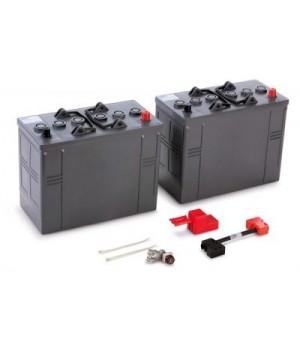 Аккумуляторная батарея, 12В/105Ач (компл. 2шт)