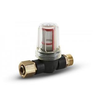 Фильтр тонкой очистки воды для монтажа на входе аппарата, 140 мкм