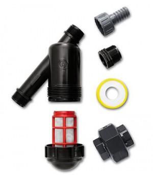 Фильтр тонкой очистки воды для монтажа на входе аппарата, 80 мкм