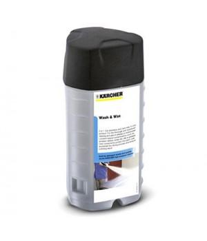 Автомобильный шампунь Wash & Wax, 1 л