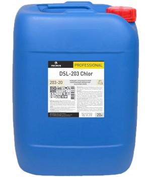 DSL-203 chlor