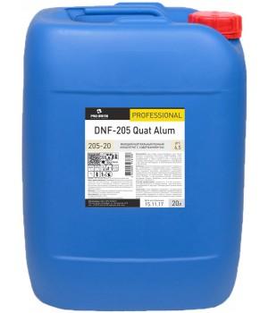 DNF-205 quat alum