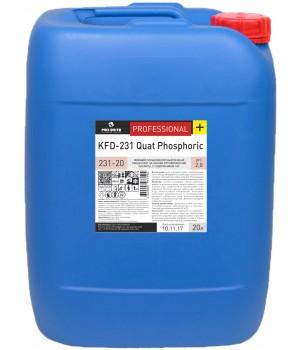 KFD-231 quat phosphoric