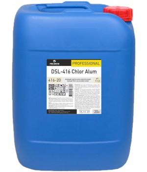 DSL-416 chlor alum