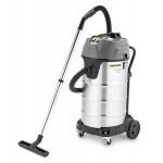 Профессиональные пылесосы для сухой и влажной уборки