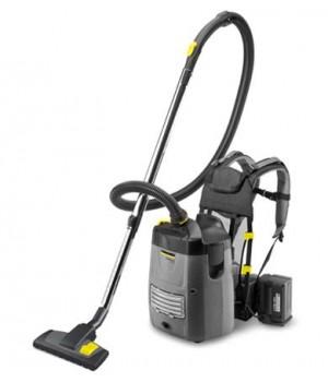 Ранцевый пылесос для сухой уборки Karcher BV 5/1 Bp (аккумуляторный)